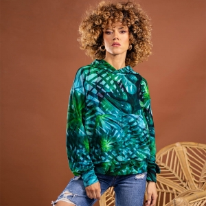 Bluza z kapturem - Tropical