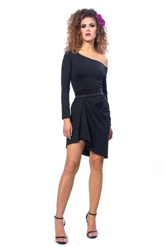 a8ea23042f Cindy - asymetryczna sukienka Milita Nikonorov - projektant mody - butik